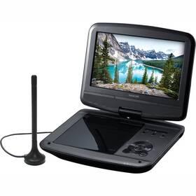 DVD přehrávač Sencor SPV 7926T černý