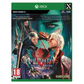Hra Capcom Xbox One / Series X Devil May Cry 5 Special Edition (5055060973899)