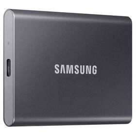 SSD externí Samsung T7 500GB (MU-PC500T/WW) šedý