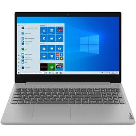 Notebook Lenovo IdeaPad 3-15ADA05 (81W10177CK) šedý