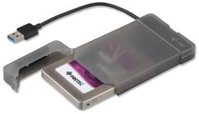 "Box na HDD i-tec MySafe pro 2,5"" SATA I/II/III SSD, USB3.0 (MYSAFEU313) černé"