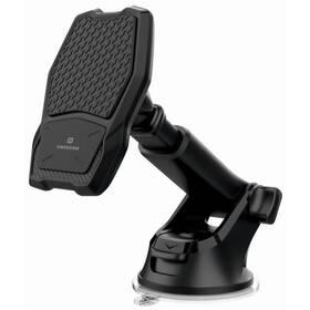Držák na mobil Swissten S-GRIP WM1-HK2 s bezdrátovým nabíjením (65010604) černý