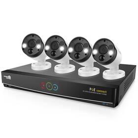 Kamerový systém iGET HOMEGUARD HGNVK84904 (HGNVK84904) bílá