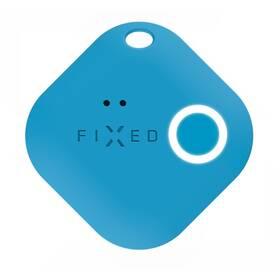 Klíčenka FIXED Smile s motion senzorem (FIXSM-SMM-BL) modrá
