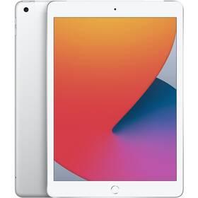 Dotykový tablet Apple iPad (2020) Wi-Fi + Cellular 128GB - Silver (MYMM2FD/A)