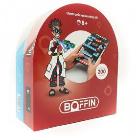 El. stavebnice Boffin Magnetic