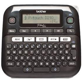 Tiskárna štítků Brother PT-D210 (PTD210YJ1)