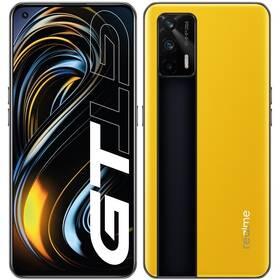 Mobilní telefon realme GT 5G 12/256 GB (RMX220212YE) žlutý