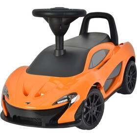 Odrážedlo plastové Buddy Toys BPC 5144 oranžové