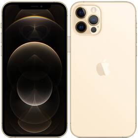 Mobilní telefon Apple iPhone 12 Pro Max 128 GB - Gold (MGD93CN/A)