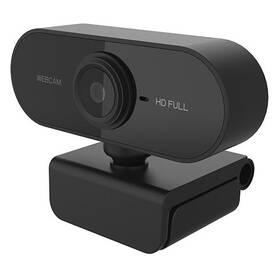 Webkamera Powerton PWCAM2, 1080p (PWCAM2) černá
