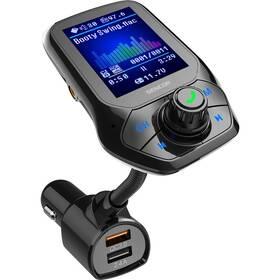 FM Transmitter Sencor SWM 5858 BT černý