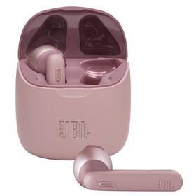 Sluchátka JBL Tune 225TWS růžová