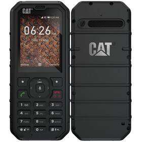 Mobilní telefon Caterpillar B35 4G Dual SIM - ZÁNOVNÍ - 12 měsíců záruka černý
