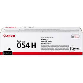 Toner Canon CRG 054 H, 3100 stran (3028C002) černý