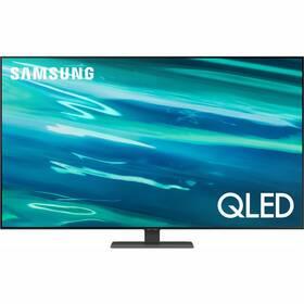 Televize Samsung QE65Q80AA stříbrná