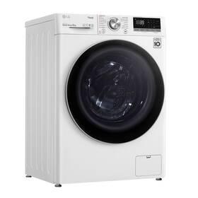 Pračka LG F4WV909P1E bílá