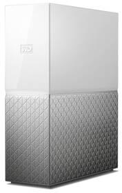 Datové uložiště (NAS) Western Digital My Cloud Home 2TB (WDBVXC0020HWT-EESN) stříbrné/bílé