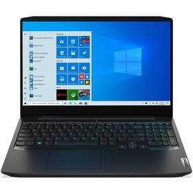 Notebook Lenovo IdeaPad Gaming 3-15IMH05 (81Y400U5CK) černý
