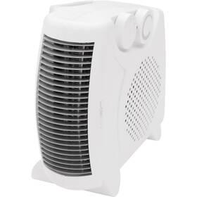 Teplovzdušný ventilátor Clatronic HL 3379 bílý