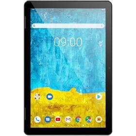 Dotykový tablet Umax VisionBook 10A LTE - ZÁNOVNÍ - 12 měsíců záruka šedý