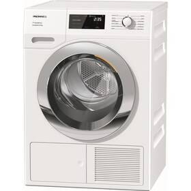 Sušička prádla Miele ChromeEdition TEF 655 WP bílá