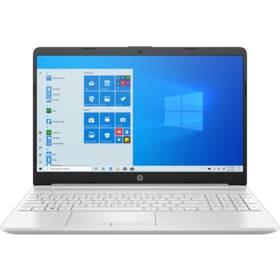 Notebook HP 15-dw2002nc (1Q0L4EA#BCM) stříbrný
