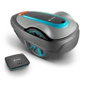 Robotická sekačka Gardena Smart Sileno city 250