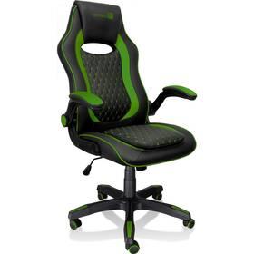 Herní židle Connect IT Matrix Pro (CGC-0600-GR) černá/zelená