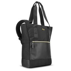 """Brašna na notebook SOLO NEW YORK Parker Hybrid Dámská taška/batoh na 15,6"""" (EXE801-4) černá"""
