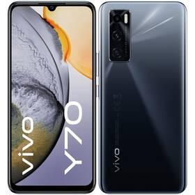 Mobilní telefon vivo Y70 - Gravity Black (5656952)
