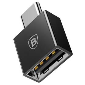 Redukce Baseus USB-C/USB (CATJQ-B01) černá