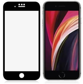 Tvrzené sklo PanzerGlass Edge-to-Edge Antibacterial na Apple iPhone 6/6s/7/8/SE (2020) (2679) černé