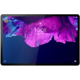 Dotykový tablet Lenovo Tab P11 Pro LTE + klávesnice, obal a dotykové pero (ZA7D0080CZ) šedý