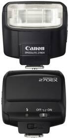 Blesk Canon Speedlite 270EX černý