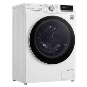 Pračka LG F28V5GY0W bílá