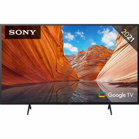 Televize Sony KD-50X81J černá