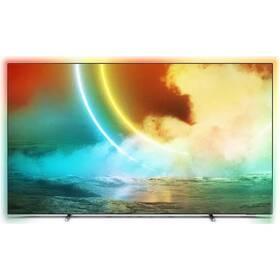 Televize Philips 65OLED705 šedá