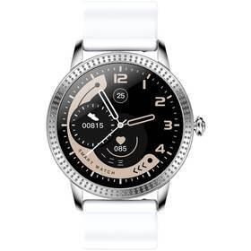 Chytré hodinky Carneo Gear+ 2nd Gen. (8588007861364) stříbrné