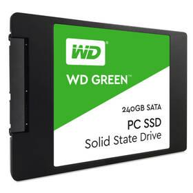 SSD Western Digital Green 3D NAND 240GB 2.5'' (WDS240G2G0A)
