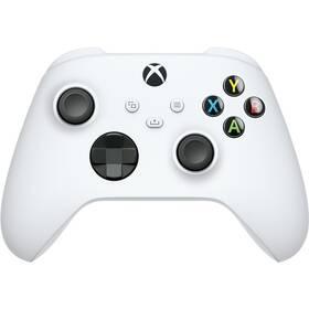 Gamepad Microsoft Xbox Series Wireless (QAS-00002) bílý