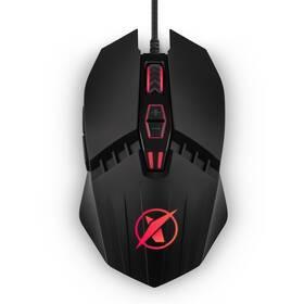 Myš Niceboy ORYX M200 černá