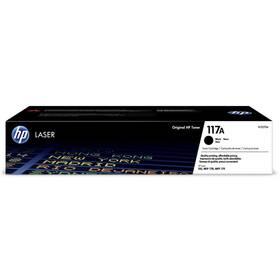 Toner HP 117A, 1000 stran (W2070A) černý