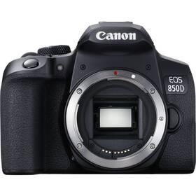 Digitální fotoaparát Canon EOS 850D tělo (3925C001) černý