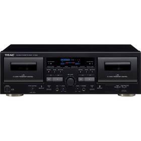 Kazetový přehrávač Teac W-1200 černý