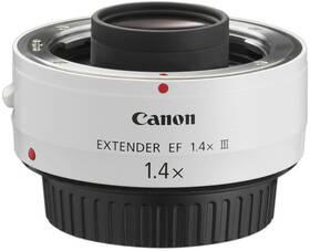 Předsádka/filtr Canon Extender EF 1.4 X III (4409B005) bílá