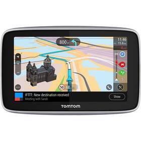 Navigační systém GPS Tomtom GO PREMIUM 5 World Lifetime (1PL5.002.30) černá