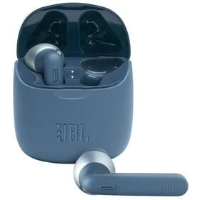 Sluchátka JBL Tune 225TWS modrá