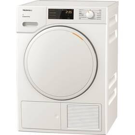 Sušička prádla Miele T1 White Edition TWD 440 WP bílá