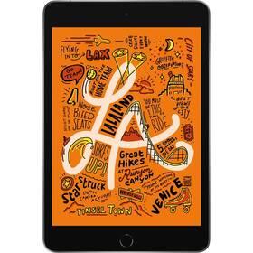 Dotykový tablet Apple iPad mini (2019) Wi-Fi + Cellular 64 GB - Space Gray (MUX52FD/A)